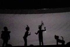 Il teatro delle ombre alla Scuola Fornelli di Corato
