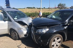 Incidente in contrada Piede Piccolo, tre feriti