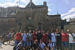 Destinazione Scozia, il viaggio di due studenti di Corato dell'Ipsia Archimede di Barletta