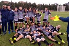 La Corgom Under 16 Rugby Corato vince di misura a Potenza