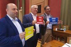 Bovino, Lenoci e Longo: «Voteremo i revisori ma nessun salto della quaglia»