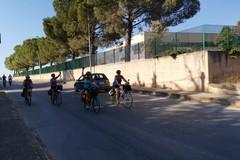 L'impresa di 4 donne in bicicletta: 830km per raggiungere Corato