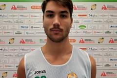 Thomas Pisoni indossa la casacca del Basket Corato