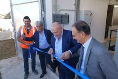 Da Corato energia pulita per 1000 famiglie. Inaugurata la centrale idroelettrica