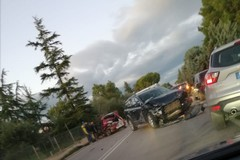 Grave incidente sulla Corato - Trani. Un ferito
