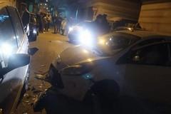 Incidente nella notte su via Cincinnato