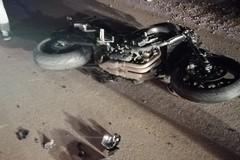 Incidente sulla via vecchia per Molfetta, ferito motociclista
