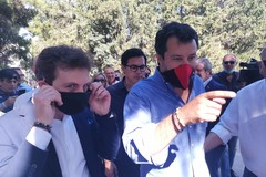 Salvini saluta Corato. Il candidato sindaco? «Vi faremo sapere»