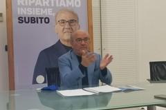 Perrone in conferenza stampa: «I miei avversari hanno firmato un accordicchio»