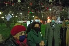 ColoriAmo la città, un filo di lana per addobbare il Natale
