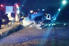 Grave incidente sulla Andria - Corato, una persona ferita