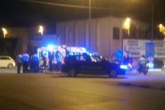 Incidente in via Castel del Monte, ferito un ciclista
