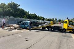 Incidente su via San Magno, morto il conducente dell'utilitaria