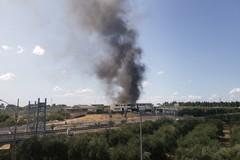 """Incendio via Giappone: """"Fumi diradati. Situazione sotto controllo"""""""