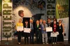 Pianisti italiani trionfano al concorso internazionale Euterpe