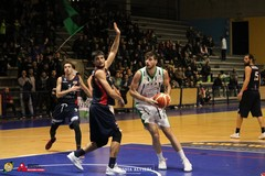 L'As Basket vince col Catanzaro