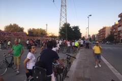 """Successo per la """"Biciclettata della salute"""""""