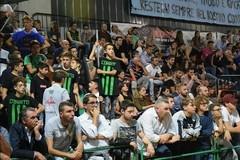 Cori razzisti durante la partita, squalifica per il campo del Basket Corato