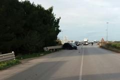 Incidente ad Andria, coinvolto 50enne di Corato
