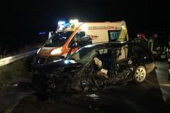 Grave incidente sulla Trani-Corato, due vetture coinvolte