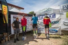 Carrer e Del Vecchio, due coratini sul podio della 1^ XCO Bosco Cecibizzo
