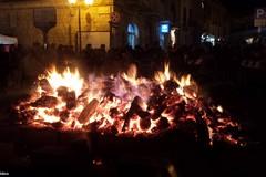La Joajò, il fuoco che saluta il solstizio d'inverno