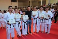 Karate: sei nuove cinture nere per la Life Club Corato