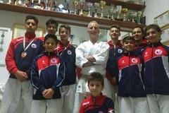 Karate, sette giovani atleti alla Coppa Italia Csen