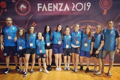 Siria Perrone ai campionati europei di lotta