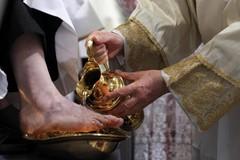 Con la Messa in Coena Domini inizia il triduo della settimana santa