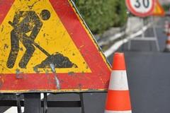 Via Castel del Monte sarà riasfaltata a partire da martedì