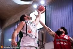 Basket Corato torna ad Avellino per il recupero della gara