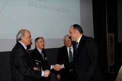 L'ing. Luigi Maldera socio ad honorem dei Pugliesi nel Mondo