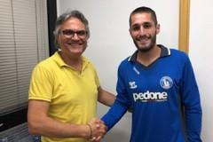 Il difensore Zinetti passa all'Unione Calcio Bisceglie