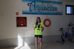 Nuoto, Emanuela La Franceschina è medaglia d'oro