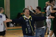 Coach Verile lascia la panchina dell'As Basket Corato