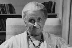 """""""Maria Montessori, una vita per l'infanzia"""": dialogo tra Angela De Leo e Valeria Rossini"""