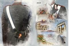 Castel del Monte ed i Trulli di Alberobello nel Calendario storico 2019 dell'Arma dei Carabinieri