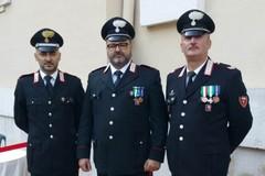 Festa dell'Arma dei Carabinieri, encomi per tre militari coratini