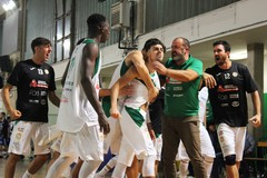 Basket Corato piega Matera all'overtime