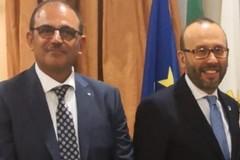 Michele Rainone nuovo presidente del Rotary Club Corato