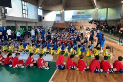 NMC, al via i tornei di minibasket