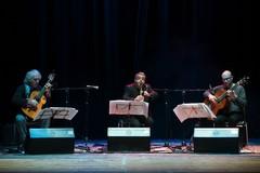 Gusto Jazz, gran finale col trio Gabriele Mirabassi, Nando Di Modugno e Pierluigi Balducci