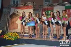 Jennifer Civita è Miss Miluna nella tappa coratina di Miss Italia