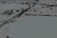 Meteo, prevista neve sull'alta Murgia