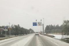 Condizioni meteo in miglioramento, revocato il divieto di circolazione per mezzi pesanti