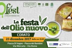 """A Corato """"La Festa dell'olio nuovo"""""""