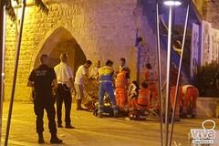 Omicidio in piazza Abbazia, i due indagati hanno fatto rinvenire l'arma
