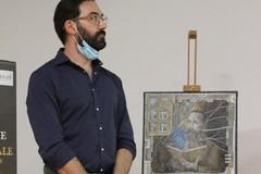 Il coratino Giuseppe Riccardi dona la sua arte al Museo Itinerante Giovanni Bovio