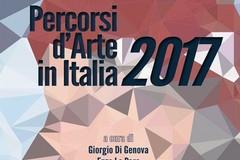 """L'artista coratina Rossana Bucci presente nel volume """"Percorsi d'arte in Italia 2017"""""""